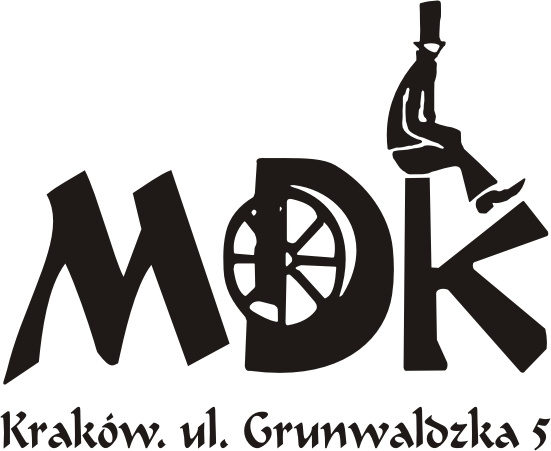 Logo MDK Grunwaldzka 5 Kraków